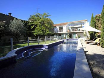 Villa in Pezenas IV