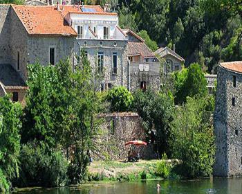 Villa in Roquebrun