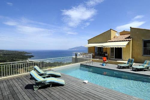 Villa in Saint Florent And The North Ea VI