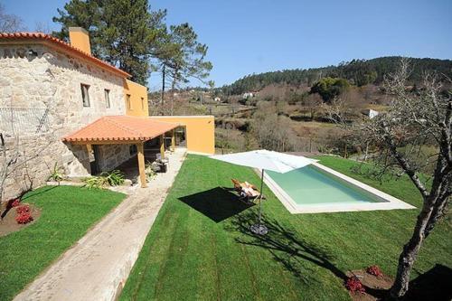 Отель Villa in Paredes De Coura III 0 звёзд Португалия