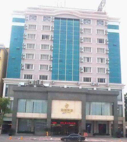 Отель Xing'an Zelin Hotel 2 звезды Китай