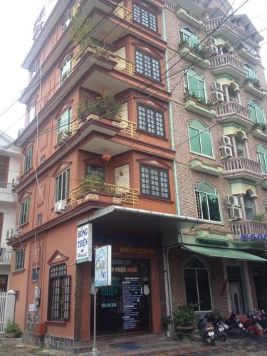 Hong Thien 2 Hotel front view