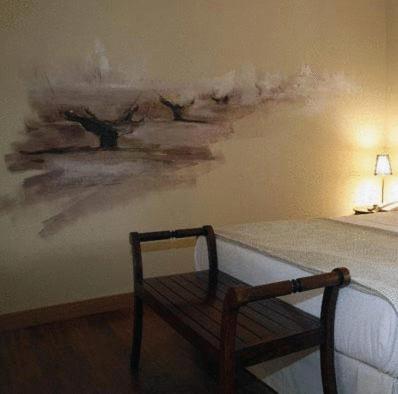Habitación Doble - 1 o 2 camas Hotel el Jardín de Eugenia 2