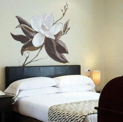 Habitación Doble - 1 o 2 camas Hotel el Jardín de Eugenia 4