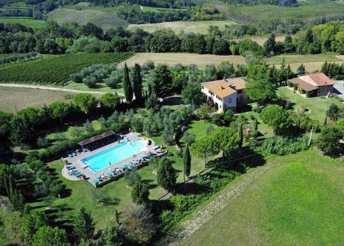 Отель Apartment in Peccioli VIII 0 звёзд Италия