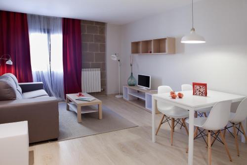 Отель Apartamentos Turísticos Beethoven Haro 0 звёзд Испания