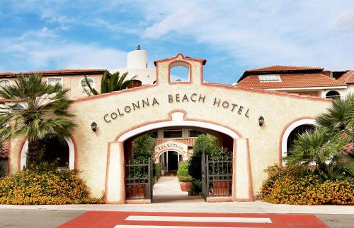 Colonna Beach Hotel in Golfo Aranci