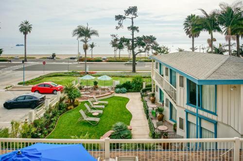Restaurants Near Cabrillo Inn Santa Barbara