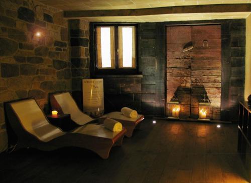 Habitación Doble con acceso al spa Hotel & Spa El Privilegio 1