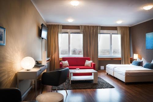 Bella Vienna City Apartments - Apartment mit 1 Schlafzimmer - Top 206