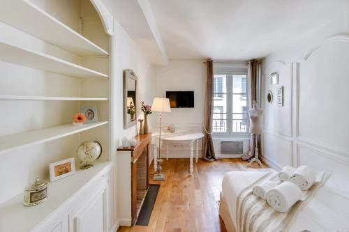 Sweet Inn Apartments Rue Des Deux Ponts - 0