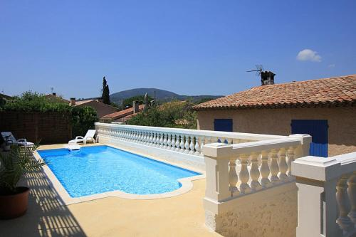 Villa in Saint Maxime II
