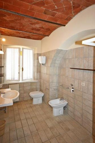 شقة من غرفتين Apartment in Cortona XVII