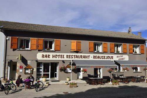 Logis Hôtel Beauséjour