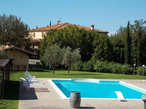 Villa in Terricciola II