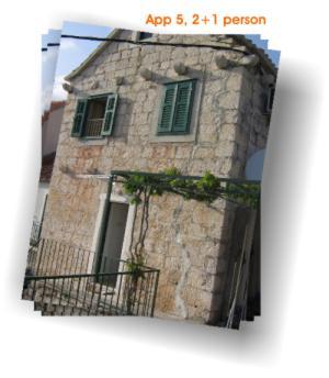 Apartment in Brac-Bol I