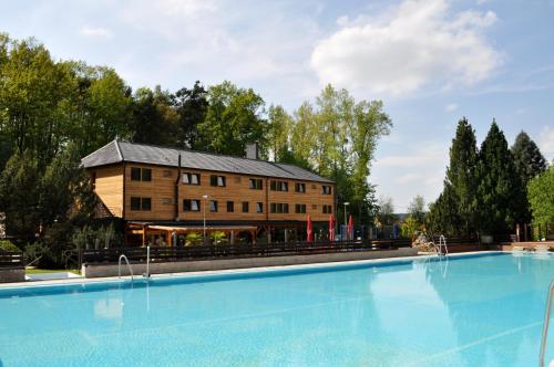 Отель Sporthotel Barborka 3 звезды Чешская Республика