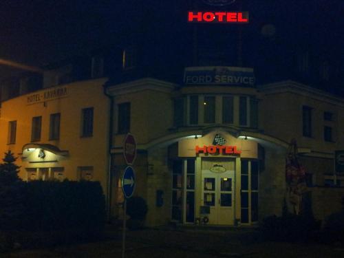 Hotel Ford v Olomouci