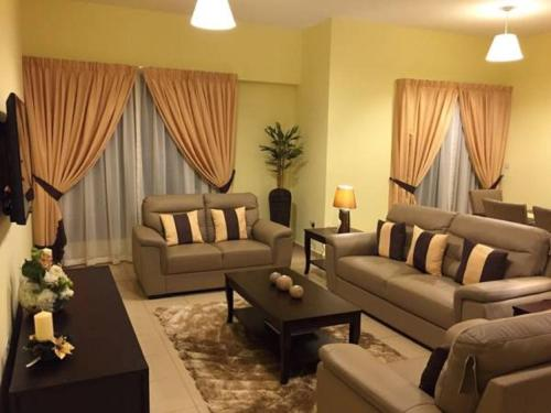 Jumeirah Beach Residence S2 - Four Bedroom Apartment - 0