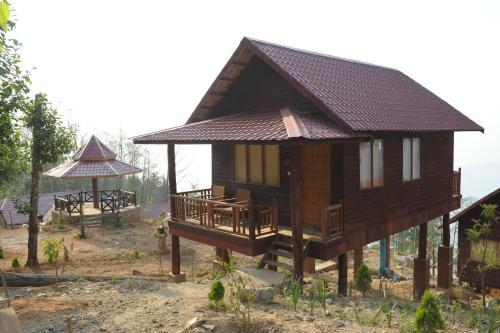 Sky Palace Villa - Nat Ma Taung @ Mount Victoria, Kanpetlet