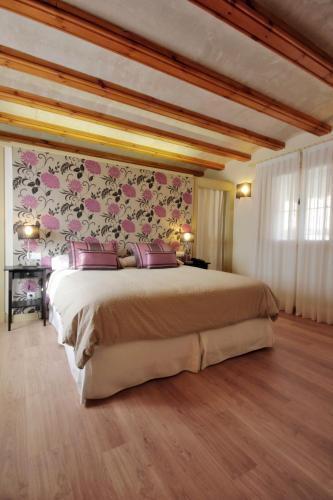 Habitación Doble Superior con vistas al jardín - 1 o 2 camas Hotel El Convent 1613 1