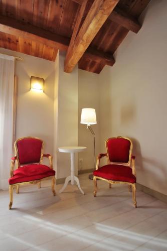 Habitación Doble Superior con vistas al jardín - 1 o 2 camas Hotel El Convent 1613 9