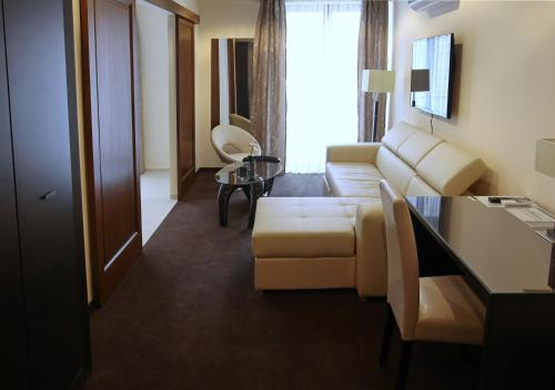 Suite med altan (Suite with Balcony)