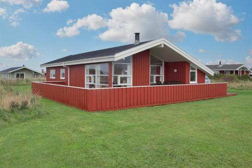 Holiday home Hj�rring 262 with Sauna and Terrace