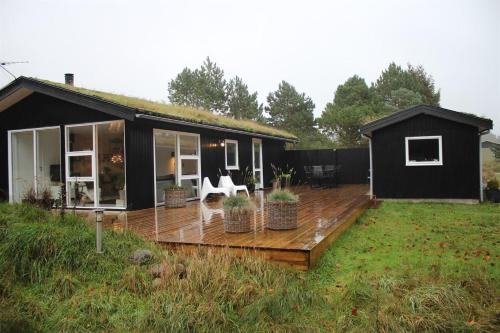 Holiday home Blokhus 619 with Terrace