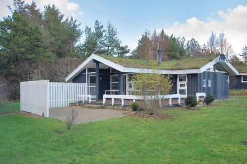 Holiday home Blokhus 270 with Sauna and Terrace
