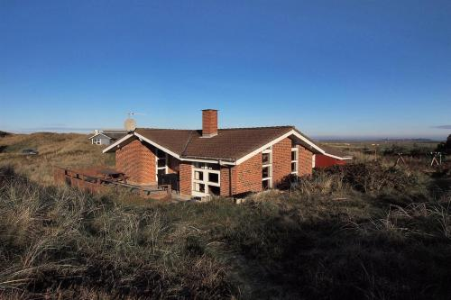 Holiday home Ringk�bing 278 with Sauna and Terrace