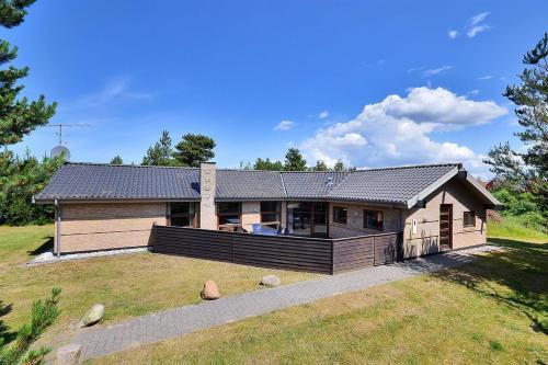 Holiday home Blavand 789 with Sauna