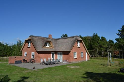 Holiday home Rømø 289 with Sauna and Terrace