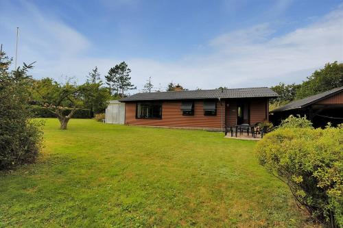 Holiday home Nyk�bing M 674 with Terrace