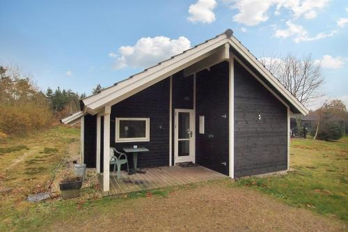 Holiday home Hals 293 with Sauna and Terrace