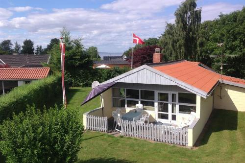 Holiday home Nordborg 717 with Terrace front view