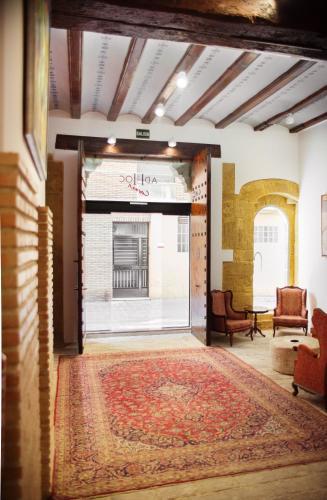 Ad Hoc Carmen, hotel en Valencia