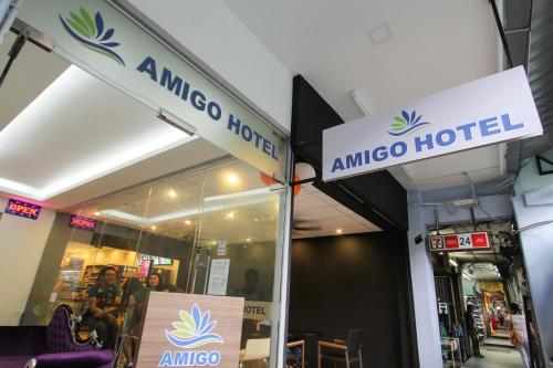 Picture of Amigo Hotel