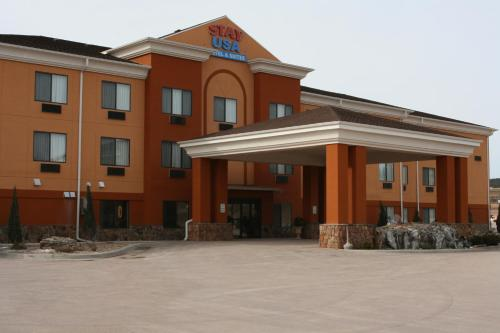 Photo of USA Stay Hotel and Suites Hotel Bed and Breakfast Accommodation in Hot Springs South Dakota