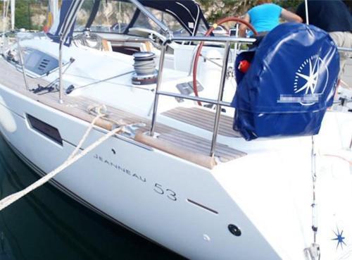 Boat in Trogir (16 metres) 6