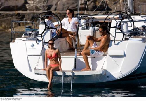 Boat in Trogir (15 metres)