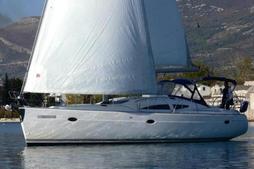Boat in Trogir (13 metres) 15