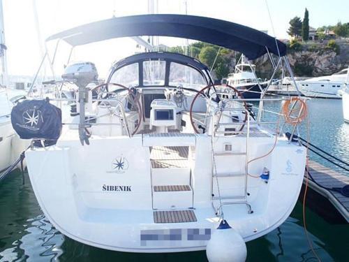 Boat in Trogir (13 metres) 20