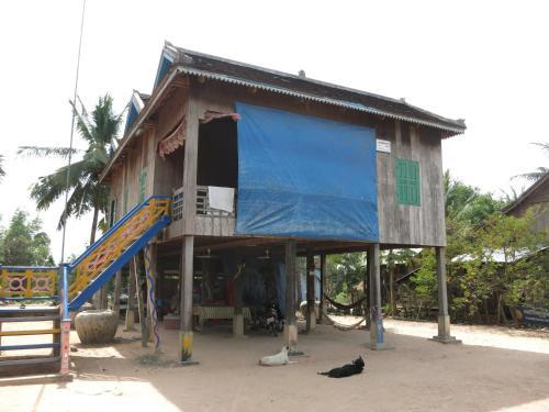 Отель Isanborei Homestay 8 0 звёзд Камбоджа