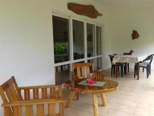 Le Relax St. Joseph Guest House, Grand'Anse Praslin