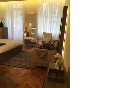 Cirque Deluxe Studio Apartment