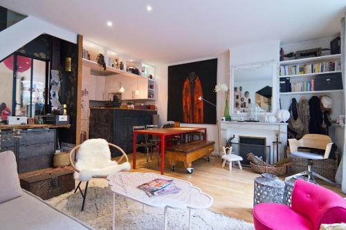 Studios Paris Appartement - Uffizi