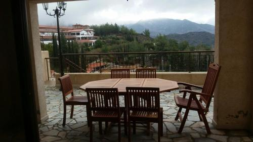 Agros Panoramic Villa