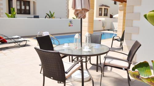 Oceanview Villa 166