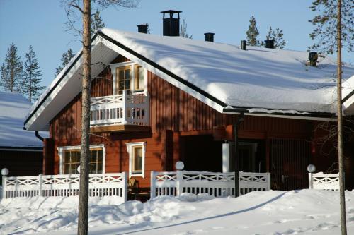 Отель Krt Cabins 4 звезды Финляндия